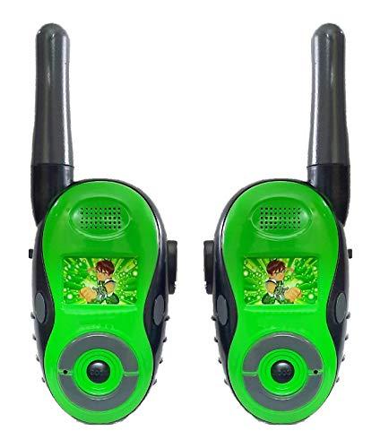 SuperToy Long Range Walkie Talkie for Children (Multicolour)
