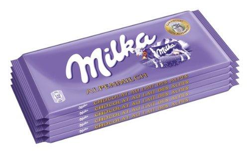 Mondelez -  Milka Alpenmilch -