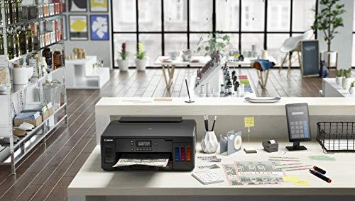 Canon PIXMA G5020 Wireless MegaTank Single Function SuperTank Printer | Mobile & Auto 2-Sided Printing Photo #9