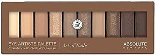 (3 Pack) ABSOLUTE Eye Artiste Palette - Art Of Nude (並行輸入品)