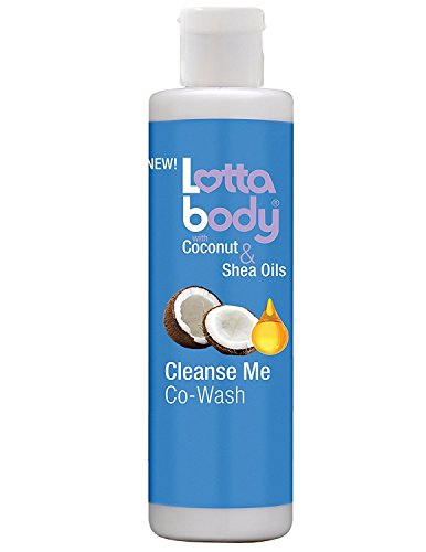 REVLON LOTTABODY Cleanse ME CO Wash 300 ml, Único, Estándar