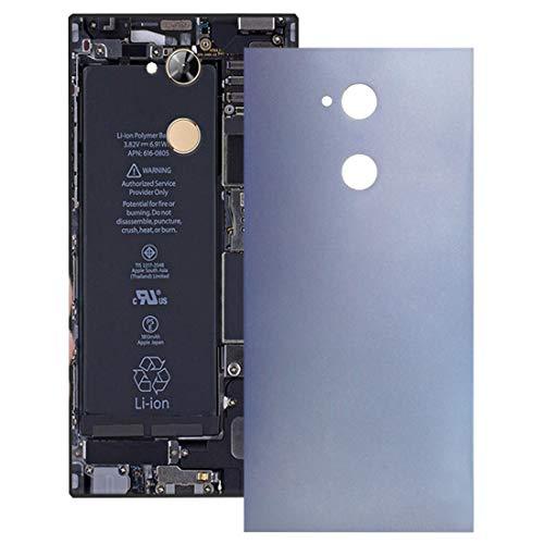 Liaoxig Sony Spare Cover Posteriore con Tasti Laterali for Sony Xperia XA2 Ultra (Grigio) Sony Spare (Colore : Grey)