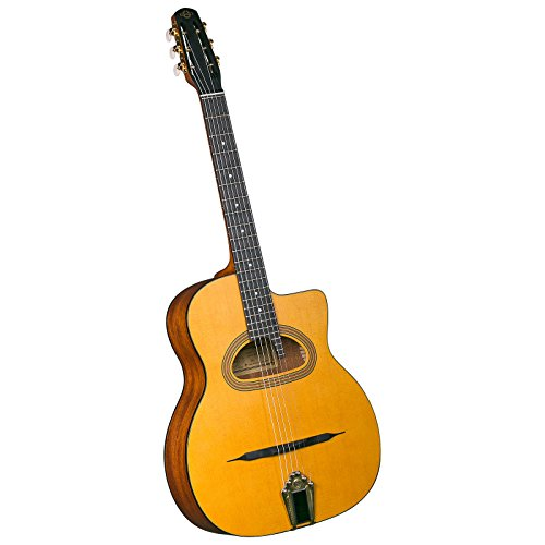 Cigano GJ-15 D-Hole Django Gitarre