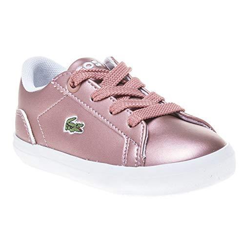 Lacoste Lerond Kinder Sneaker Pink