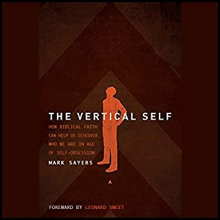 The Vertical Self cover art