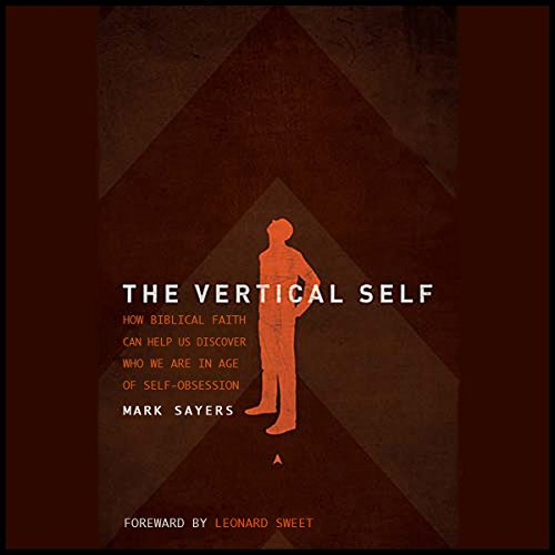 The Vertical Self audiobook cover art