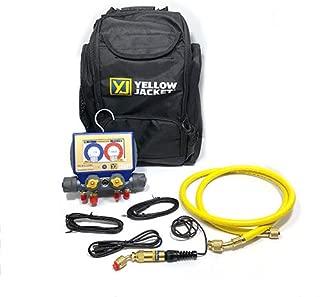 Ritchie Yellowjacket 40870, P51-870 Titan Digital Manifold