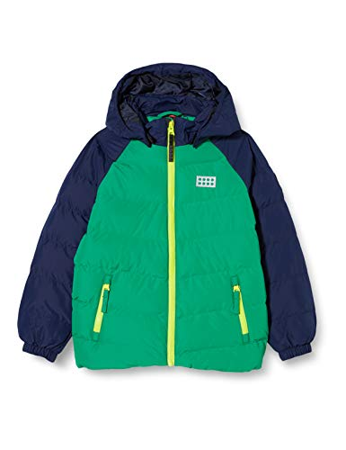 Lego Wear Kinder-Unisex LWJIPE Jacke, 831 Light Green, 146