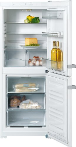Miele KDN 12623 S-1 Kühl-Gefrier-Kombination / A+ / Kühlen: 183 L / Gefrieren: 89 L / Weiß / NoFrost - nie wieder abtauen / ComfortClean - hygienische Reinigung