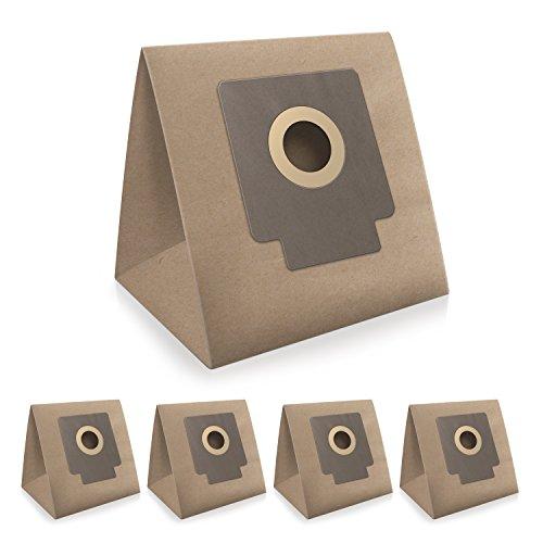 ?WESSPER Bolsas de aspiradora para Hoover Capture CP71_CP31011 (5 Piezas, Papel)
