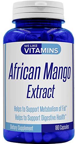 African Mango Extract 500mg