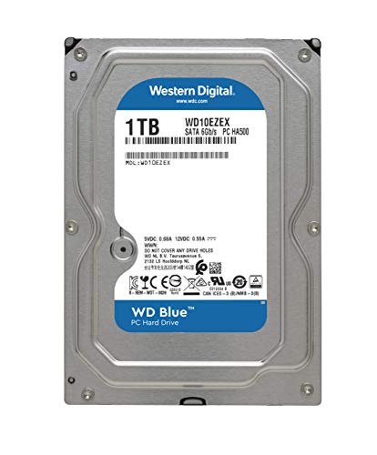 Western digital - WD Caviar Blue Disque Dur Interne 3,5'' - SATA - 1000 GB