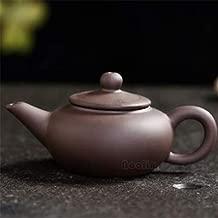 ZHYYB Purple Clay Finger Teapot Tea Pet Small Pocket Tea Set Ornaments Boutique Tea Table Decoration (Color : Ivory)
