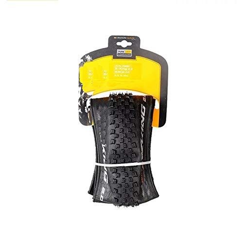 BFFDD 26 * 2.0 26 × 2,2 27,5 × 2,2 26 27,5 Pulgadas Anti neumáticos sin cámara Punción MTB Bicicleta Plegable (Color : 26 2.2)