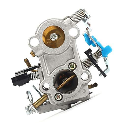 ASDFDG Accesorios de carburador de Herramientas de jardín Compatible para Husqvarna 455 Heights Caliber Carburetor 460 WTA29 Rancher CHUCHERSAW 544883001 Carb