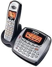 Remanufactured Uniden TRU-8865 5.8GHZ Digital Expandable Cordless Phone System (Silver/Black)