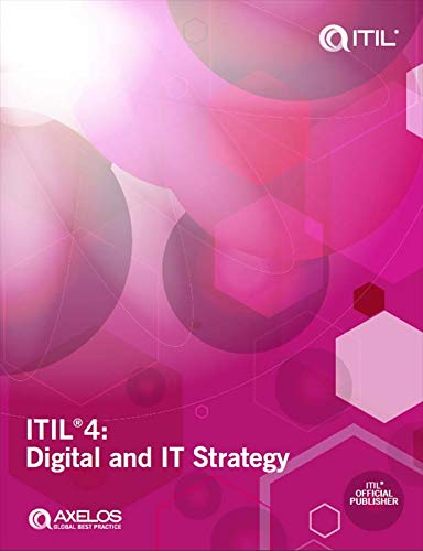 ITIL® 4: Digital and IT Strategy