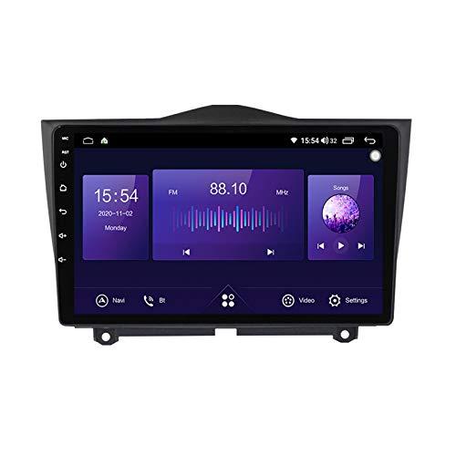 Radio de coche Android para LADA 2018-2019 Navegación GPS Pantalla táctil capacitiva de 9 pulgadas Reproductor estéreo Bluetooth Receptor radio WiFi Dual USB DSP Carplay Mirror Link,7862,4+64G
