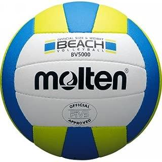 Balón Molten BV5000 Voleibol Playa Talla 5: Amazon.es: Deportes y ...