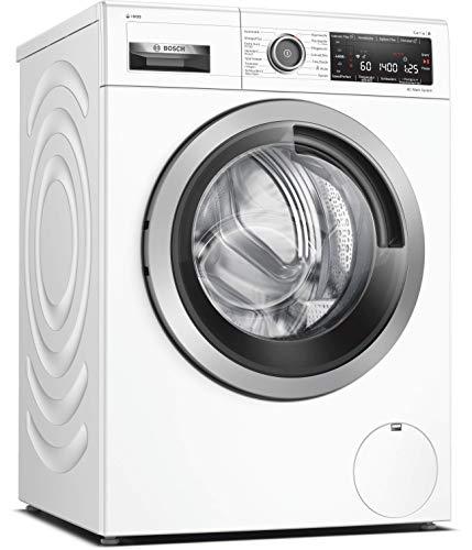 Bosch WAV28K40 Serie 8 Waschmaschine Frontlader / A+++ / 152 kWh/Jahr / 1400 UpM / 9 kg / Weiß / i-DOS™ / 4D Wash System / Home Connect