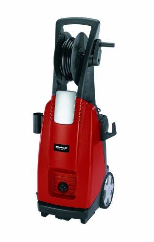 Einhell RT-HP 1648 TR - Limpiador de alta presión (Vertical, Eléctrico, Negro, Rojo, 480 l/h, 160 barra, 40 °C)