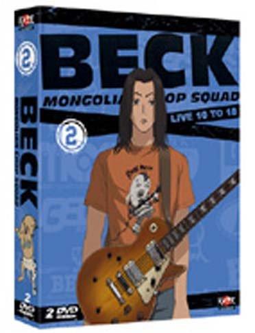 Beck-Mongolian Chop Squad-Box 2/3 [Édition Collector Numérotée]
