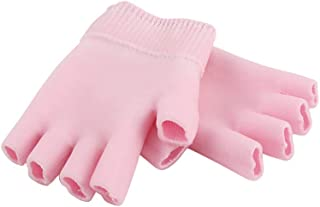 Healilly Moisturizing Gel Gloves Touch Screen Gloves Spa Gloves for Dry Cracked Hands