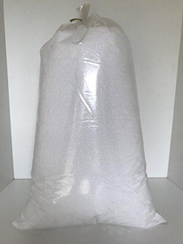 SCM Créations Tasche aus Polystyrol, Durchmesser 2 bis 3 mm, für Sitzkissen, Kissen etc.