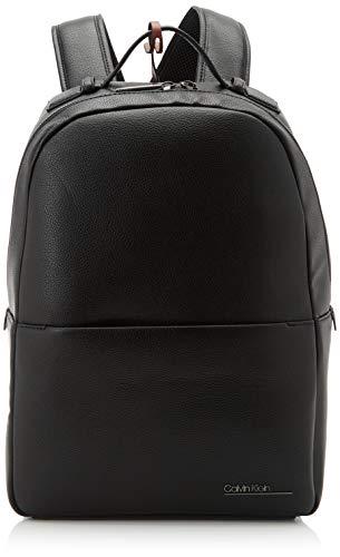 Calvin Klein Ck Bombe' Backpack - Zaini Uomo, Nero (Blackwhite Black), 1x1x1 cm (W x H L)