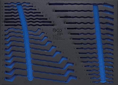 BGS 4089-1 | Werkstattwageneinlage 3/3 | leer | für Art 4089