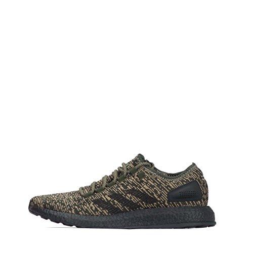 Adidas Pureboost Heren Running Trainers Sneakers (uk 9 us 9.5 eu 43 1/3, night cargo CG2986)