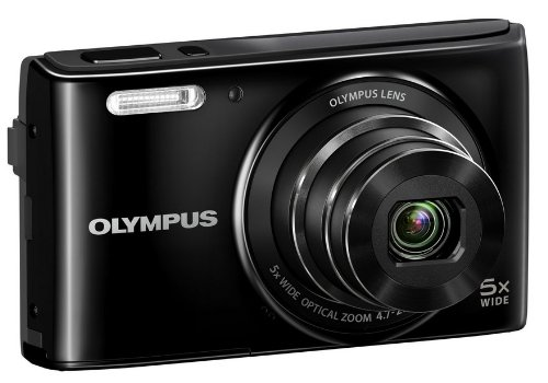 Olympus Stylus VG-180 16-Megapixel 5X...