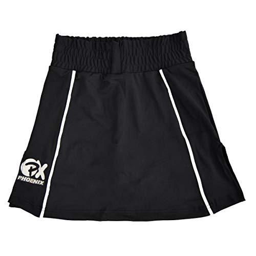 Bay Boxrock Kampfsports, mit Unterhose, schwarz (XS)