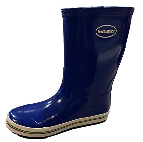 HAVAIANAS - Aqua Rain Boots - Bleu - Bleu - bleu, 35 EU EU