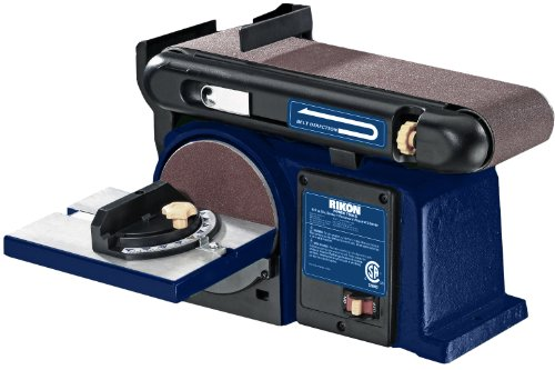 The Rikon 50-112 Belt Disc Sander