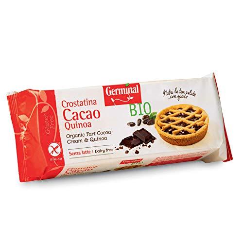 Germinal GM029 Tartaleta de Cacao y Quinoa Sin Gluten Bio - 200 g