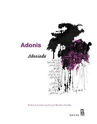 Adoniada par  Adonis