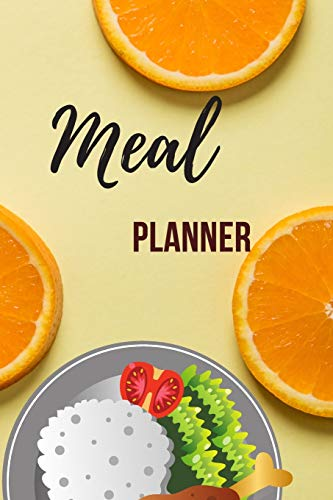 Meal Planner: Meal Planner notebook for family, kids ,...