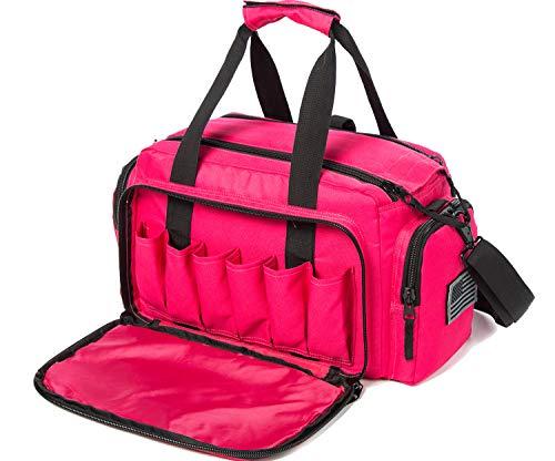 AIRTTUZ Range Bag | Gun Range Duffle Bag for Handguns and...