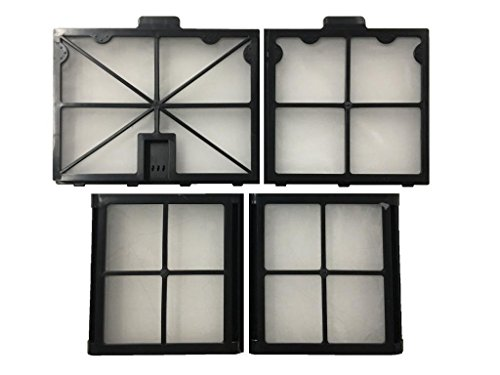 DOLPHIN Parts- Spring/Fine Filter Panels for Nautilus CC and Others, Maytronics Part Number: 9991468-R4