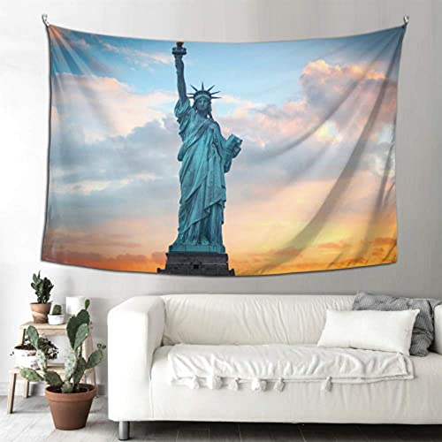 Wall Wall Hanging Statue of Liberty in New York USA Room Wall Art Decor Women Wall Hanging Wall Hanging Art Home for Living Room Bedroom