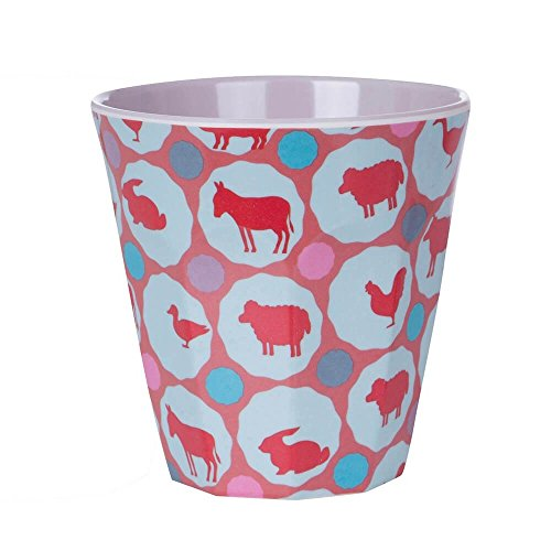Overbeck and Friends Francis Animaux Mélamine Tasse
