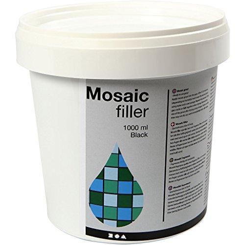 Mosaik-Füller, schwarz, 1000 ml