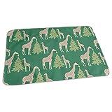 Voxpkrs Baby Changing Pad Liners Cute Giraffe Print Weiche Wickelauflage für Jungen Mädchen 25.5'X 31.5'