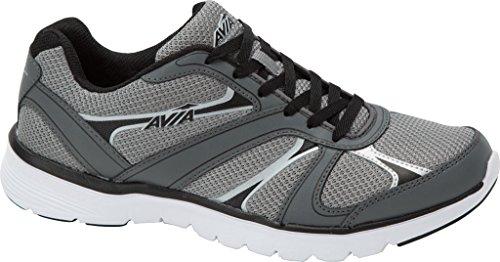 Avia Mens Modus Training Sneakers Shoes Casual - Grey - Size 7.5 2E