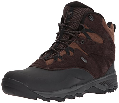 Merrell Thermo Shiver 6 Waterproof J09623 Isolantes Chaussures Bottes pour Homme J09623 Espresso 41.5 EU