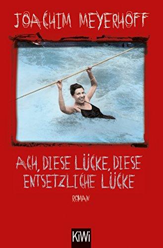 Buchseite und Rezensionen zu 'Ach, diese Lücke, diese entsetzliche Lücke' von Joachim Meyerhoff