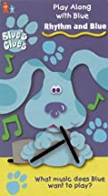Rhythm and Blue Blue's Clues: Play Along With Blue  VHS