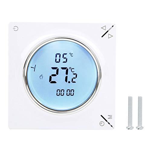 Termostato de calefacción eléctrica, termostato digital, para oficina en casa