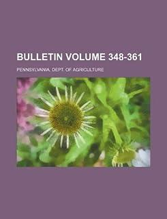 Bulletin Volume 348-361